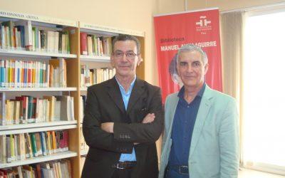 Aziz Tazi y José Sarria (Fez, 2015)