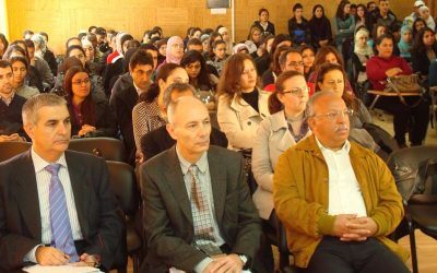 José Sarria, Manuel Gahete y Mohamed Néjib ben Jemia (Tunez, 2011)