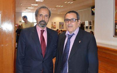 Pedro Bofill y Ahmed Mgara (Granada, 2015)