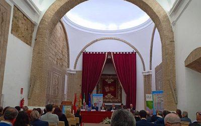 Mesa presidencial Congreso La Frontera Líquida (Córdoba. noviembre, 2019).